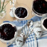 Blueberry Cheese Cake - opskrift på verdens bedste